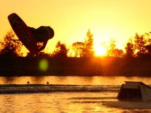 Bonney's WA Water Ski Park - Accommodation in Bendigo