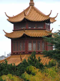 Chinese Garden of Friendship - Accommodation in Bendigo