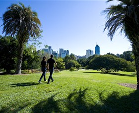 City Botanic Gardens - Accommodation in Bendigo