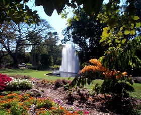 George Brown Darwin Botanic Gardens - Accommodation in Bendigo