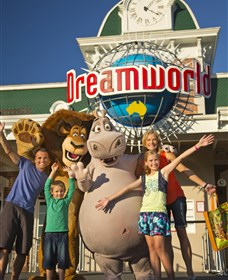 Dreamworld - Accommodation in Bendigo