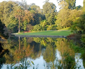 Royal Botanic Gardens Melbourne - Accommodation in Bendigo