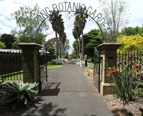 Friends of Geelong Botanic Gardens - Accommodation in Bendigo