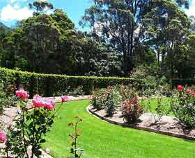 Wollongong Botanic Garden - Accommodation in Bendigo
