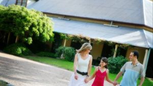 Lanyon Homestead - Accommodation in Bendigo