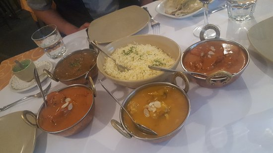 Tandoori  Curry Club - Accommodation in Bendigo