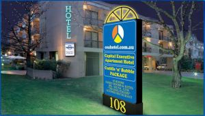 Capital Executive Apartment Hotel - Accommodation in Bendigo