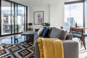 2Bedroom Apartment with Views in Docklands next to CBD  Marvel Stadium - Accommodation in Bendigo