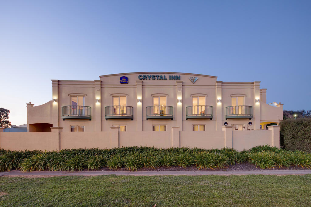 Best Western Crystal Inn - Accommodation in Bendigo